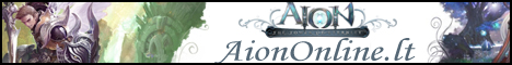 Aion-Online Lithuanian Community Banner