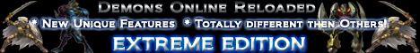 Demons Online Extreme Edition Banner
