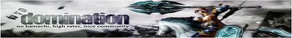 DominationWworld Banner