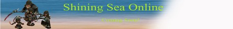 Shining Sea Online Banner