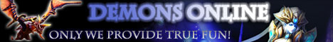 Demons Online Reloaded (Standard/Extreme) Banner