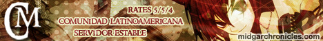 Midgar Chronicle's Latinoamerica Banner