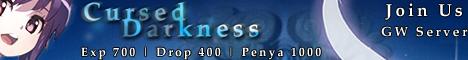Cursed Darkness Banner