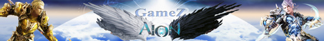 Gamez AION - FULL 5.0 SUPPORT Banner