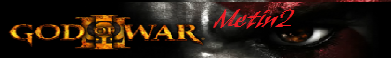 Metin2 GodOfWar Banner