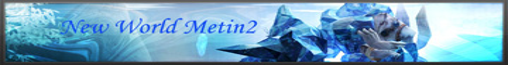 Metin 2 New World Banner