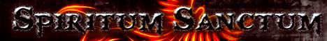 Talisman Spiritum Sanctum Banner