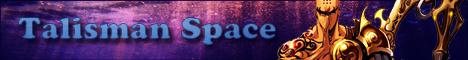 Talisman Space Banner