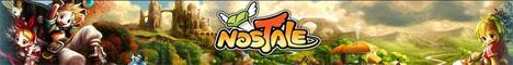 Nostale New Server Banner