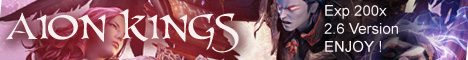 OFFICIAL AION Kings  Banner
