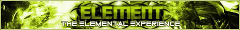 Element Online - Best Gaming Banner