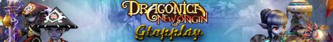 Gtopplay Dragonica new origin Chapter 4 Banner