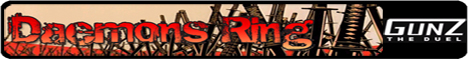 Daemons Ring :: GunZ Private Server Banner