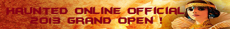 Haunted Eudemon Online (Dracula&Orzeus*New) Banner