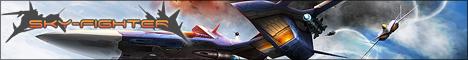 Sky-Fighter Banner