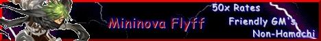 Mininova Flyff Private Server Banner