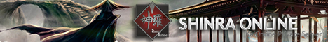 UnitedMMO - Shinra Online (Join Us NOW!) Banner