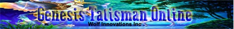 Genesis Talisman Online Banner