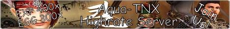 Aqua-TNX Banner