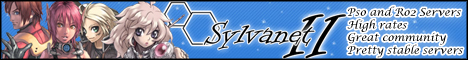 Sylvanet II Banner