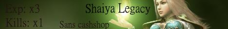 Shaiya Legacy Banner