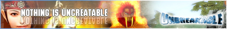 Unbreakable V3, Vote For Us! l Client Available Beta start today GMT +20 Banner