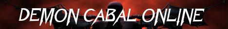 Demon Cabal Online Banner