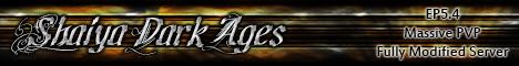 Shaiya Dark Ages Banner