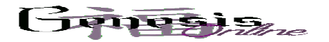 Genesis Online Banner