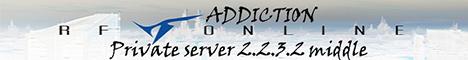 RFo Addiction Banner