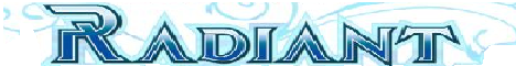 Radiant Online Banner