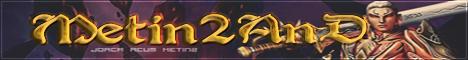 Metin2AnD PVM-PVP ULTRA FUN Banner