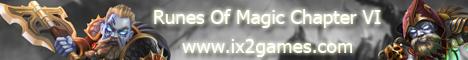 Runes Of Magic Chapter VI Banner
