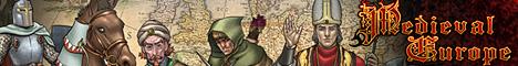 Medieval Europe - Jdemolay Server Banner