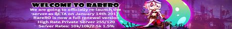 RareRo New!!!! Banner