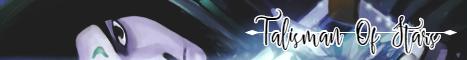Talisman Of Stars  Banner