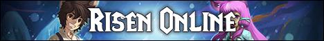 Risen Online Banner