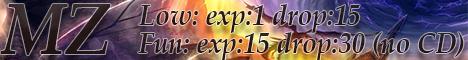 Malzague Rappelz [PvE->Low/PvP->Fun] Banner