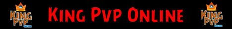 King Pvp Online Banner