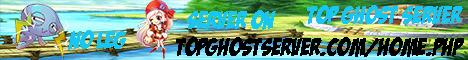 Top Ghost Server Banner