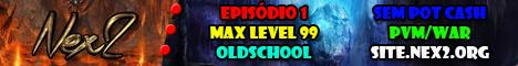 Nex2 - Episódio 1 Banner