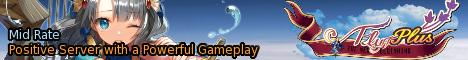 Flyff Plus Online Banner