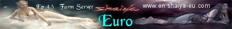 SHAIYA EURO Banner