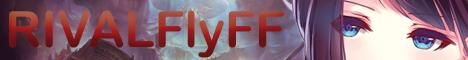RIVAL FLYFF - V15 OLD SCHOOL Banner