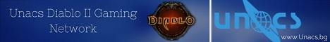 Unacs Diablo II Gaming Netwok Banner