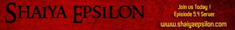 Shaiya Epsilon Banner