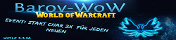 Barov-wow Wotlk 3.3.5a Banner