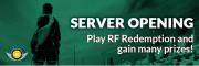 RF REDEMPTION CARAVAN'S TIME AND SPACE Banner