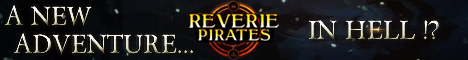 Reverie Pirates Online Banner