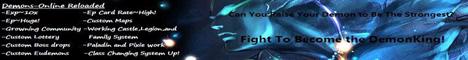 Demons-Online Reloaded Banner